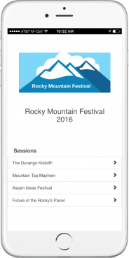 SocialPoint Event App Agenda