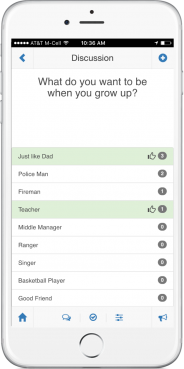 SocialPoint Event App Brainstorming