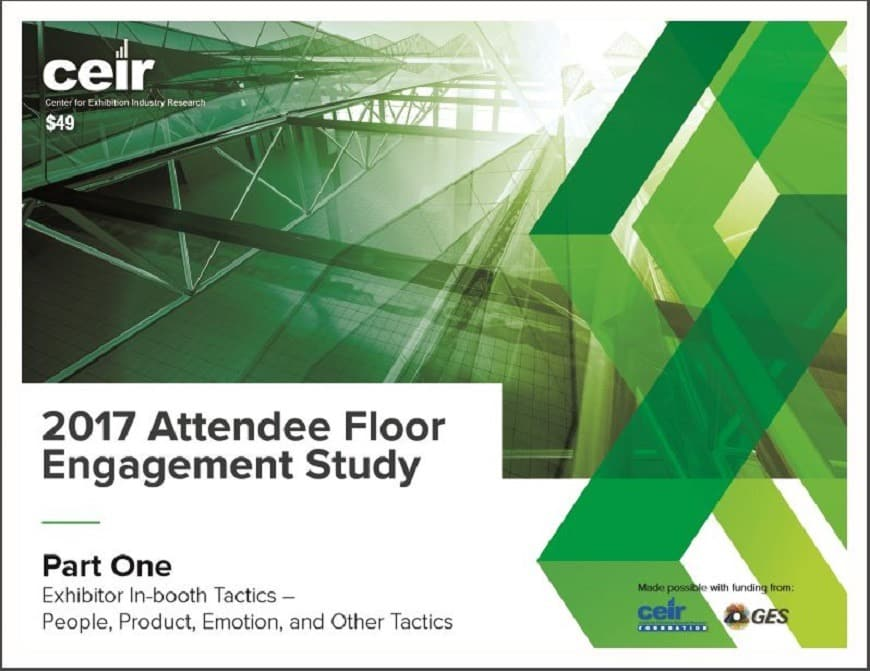 CEIR 2017 Report on Attendee Engagement Part 1