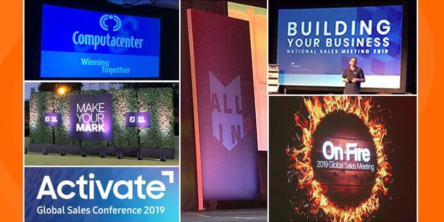 annual national sales meeting themes 2019