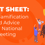 Cheat Sheet: National Sales Meeting Event Gamification