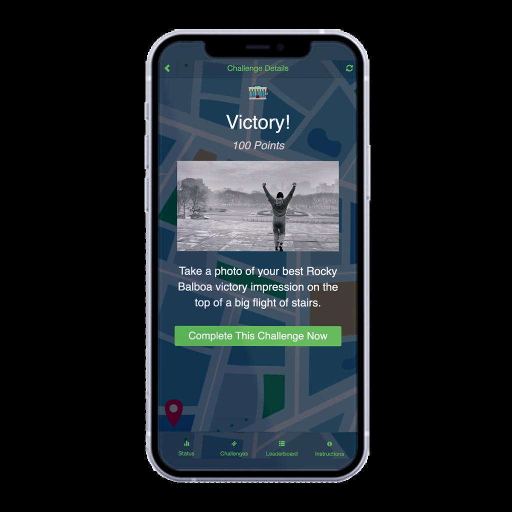 SocialPoint Scavenger Hunt App